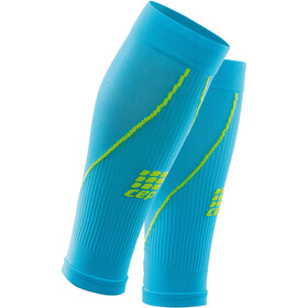 cep Pro+ 2.0 Calf Sleeves Men hawaii blue/green